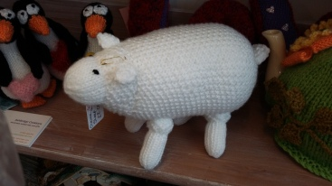 Shirley the sheep